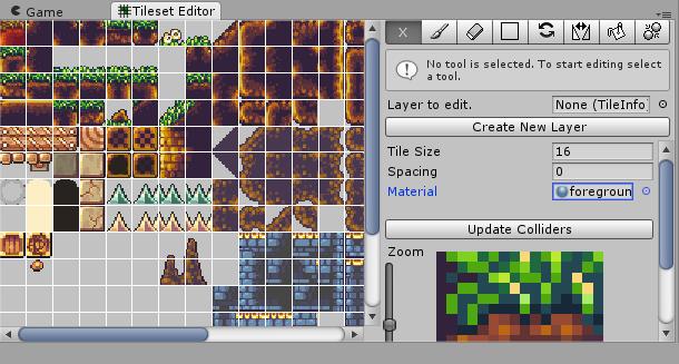 2D Tilezone   Unity plugin